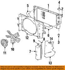 CHRYSLER OEM-Radiator Coolant Overflow Recovery Tank Cap 52079331