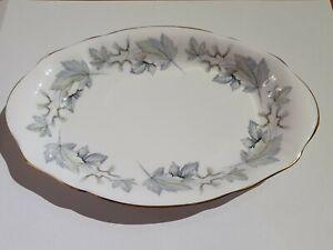 Royal Albert Silver Maple Oval dish/Vegetable dish