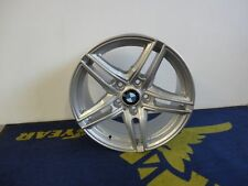 4X BORBET XR 7,5x17 ET35 Silber Silver 3er BMW E90 E91 E92 F30 F31 E46