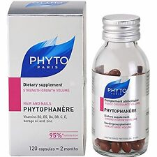 Phyto Phytophanere Hair & Nails  120 Caps