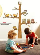 Removable Owl Wall Poster Wall Sticker Decals