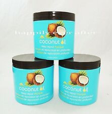 1 PC Coconut Oil Deep Repair Hair Masque *MADE IN USA* for Dry or Damaged Hair
