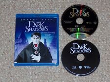 Dark Shadows Blu-ray/DVD Combo 2012 Canadian Johnny Depp