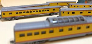 MTL Union Pacific Passenger Train