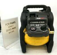 Dewalt DCC2560 60V MAX 2.5 Gallon Cordless Air Compressor, P RA219
