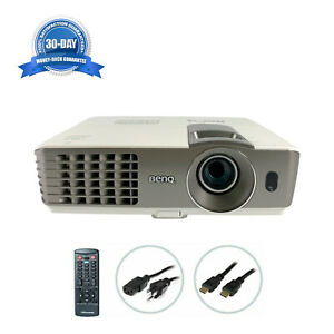 Used - BenQ MX720 DLP Projector 3500 Lumens HD 1080p HDMI bundle
