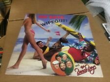 THE FAT BOYS WIPEOUT  PIC SLEEVE VINYL 12""