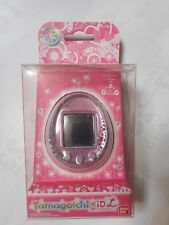 Tamagotchi iD L Pink IDL Color BANDAI digital pet With box and manual Used