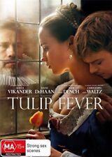 Tulip Fever (DVD, 2018)