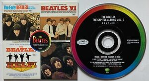 Beatles  The Capitol Albums Volume 2   2006 US 16 Track Promo CD