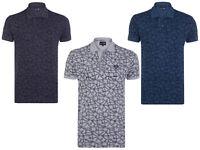 Armani Jeans Herren Tshirt Poloshirt blau grau 3Y6F22