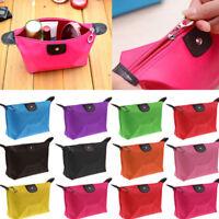 Women Travel Cosmetic Bag Toiletry Makeup Case Waterproof Multifunction Portable