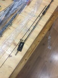 "Daiwa Crossfire Spinning/lure Rod 6ft 6"" 6-15lb Medium Lure 1/8-3/4oz New Tags"
