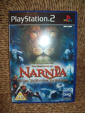 """Una rara """"las crónicas de Narnia"""" (PLAYSTATION 2, juego de 2005)"""