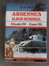 Ardennes album mémorial J.P Pallud Heimdal