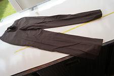 BRAX Maja WB Damen Stoff Hose Stoffhose stretch Gr.46 L long braun NEU #26