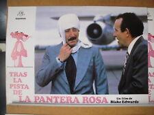 630 TRAS LA PISTA DE LA PANTERA ROSA PETER SELLERS DAVID NIVEN