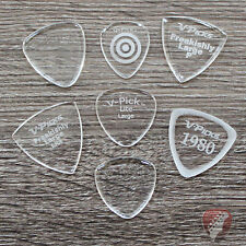 New! V-Picks 7-Piece Mandolin Variety Pack - Best Selling Mando V-Picks