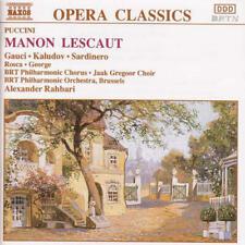 Puccini: Manon Lescaut (2CD)