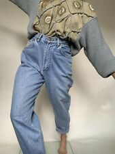 Vintage Universal Carrot Leg Super High Waisted Jeans Size 12