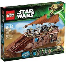 Lego Star Wars – 75020 – Jeu de construction – Jabba's Sail Barge