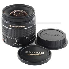 USM Canon EF 22-55mm para EOS 600D 60D 1300D 550D 70D 6D 5D MK II III IV 7D 760D