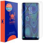 2x Skinomi Matte Anti-Glare Screen Protector for Galaxy S10 Case Compatible