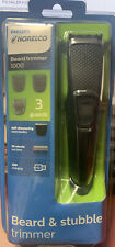 NEW NORELCO BEARD & STUBBLE TRIMMER 1000