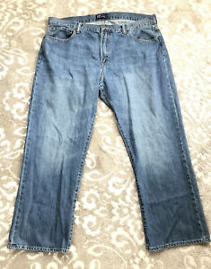 Gap Relaxed Men's Jeans Tag Size 42 x 32 Measuring 40 x 29