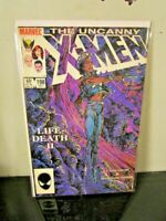 Uncanny X-Men #198 Marvel Comics 1985  Barry Windsor-Smith BAGGED BOARDED~