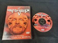 2001 Wwf Unforgiven The Greatest Battles Dvd Guaranteed