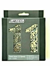 New FSA Team Issue 11 Speed Road MTB Bicycle Chain 116 Links w/ Quick Link