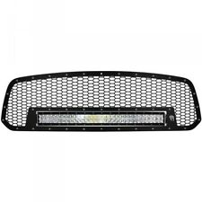 "13-16 DODGE RAM 1500 RIGID INDUSTRIES RDS-SERIES GRILLE W/ 30"" LIGHT BAR."