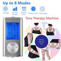 TENS EMS Massage Électrostimulateur Masseur Acupuncture Electrostimulation
