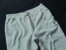 Polo Ralph Lauren Fleece Joggers $125NWT pony us gray sweatpants usrl p vtg XL