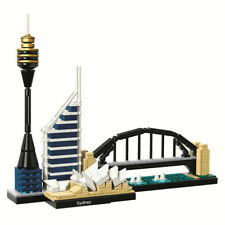 Architecture Sydney 21032 Skyline 361 Pcs Building Blocks Kit Set Free Shipping