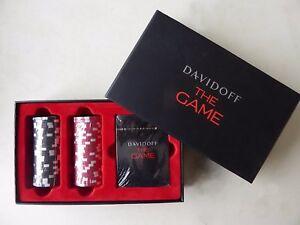 Davidoff The Game Poker Chips & Cards Casino Poker Game