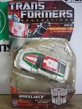 Transformers Generations Deluxe Class Wheeljack MOSC