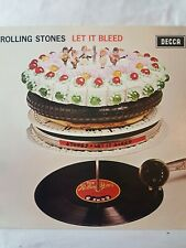 The Rolling Stones - Let It Bleed 1969 UK LP DECCA STEREO