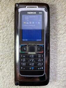 Nokia E Series E90 Communicator - Mocha (Unlocked) Smartphone +FREE SHIPPING