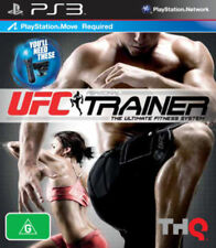 UFC Trainer (Move) Playstation 3 PS3