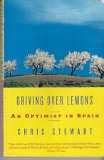Driving Over Lemons: An Optimist in Andalucia by Chris Stewart (Paperback, 1999)
