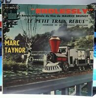 Marc Taynor  -  Endlessly le petit train rebus - Interlude de la t.s.f - or 1961