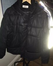 Stone Island Ice Jacket J 2XL XXL Jacket Coat Thermal Hoodie Ripped Cp Company