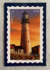 Usps #4791 New England Lighthouses Forever Postage Stamp Promo Magnet 2013