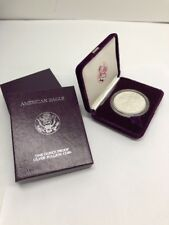 1986 American Eagle One Ounce Proof Silver Coin