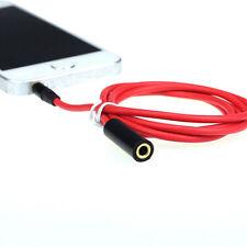 3,5 mm Audio Aux Kopfhörer-Kabel Verlängerung Stereo Cord männlich zu weiblich