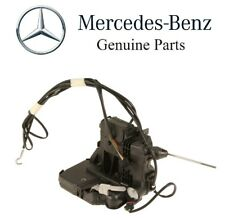 NEW Mercedes W203 C230 C240 C320 Front Driver Left Door Lock Mechanism Genuine