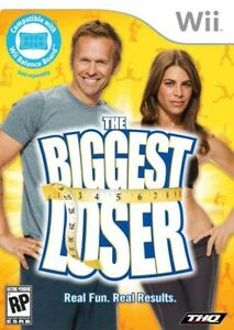 Biggest Loser - Nintendo  Wii Game