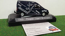 PEUGEOT EXPERT ASSISTANCE 1/50 ou 1/43 SOLIDO 203267 1565 voiture miniature coll